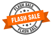 Flash Sale Label. Flash Sale O...