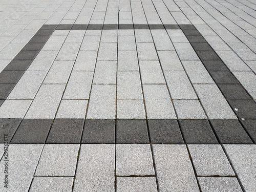 grey and black stone bricks or tiles