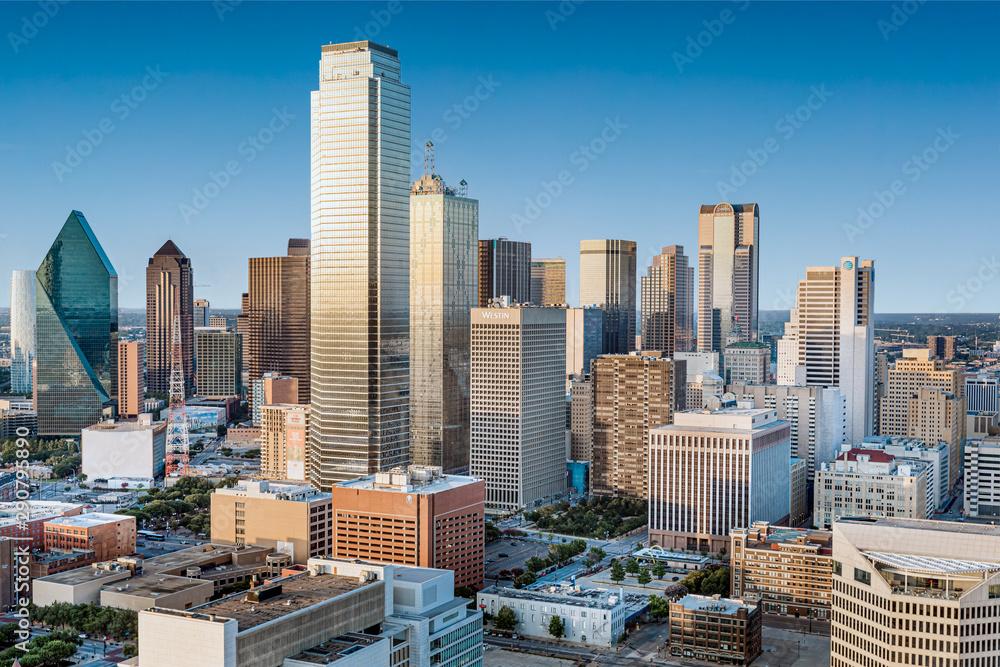 Fototapety, obrazy: Dallas Tx