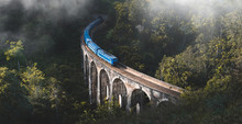 Ells Nine Arch Bridge, Ella, Sri Lanka