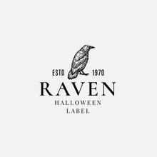 Premium Quality Halloween Logo...