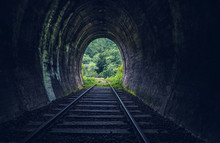 Demodara Railway Tunnel, Ella,...
