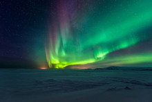 Northern Lights Aurora Boreali...