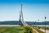 bridge in France pont de Normandie