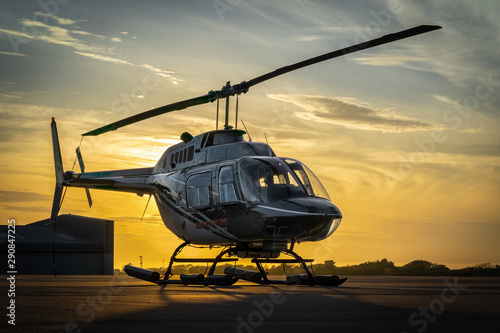 Photo helicopter