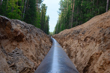 Natural Gas Pipeline Construct...