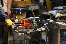 Murano Glass Blowing - Venice