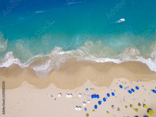 Alicia beach, Sosua. Dominican Republic Canvas Print