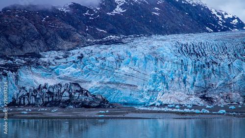 Fototapeta Glacier Bay, Alaska obraz na płótnie