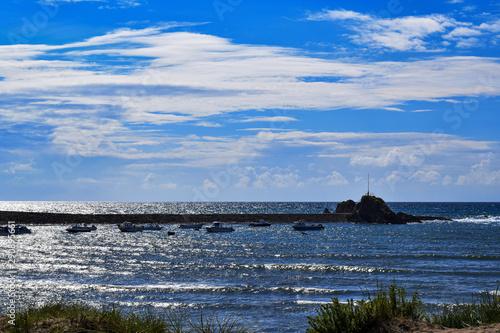 Photo Beach at bude and widemouth bay cornwall