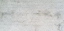Dense White Fabric Texture. Fa...
