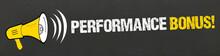 Performance Bonus!