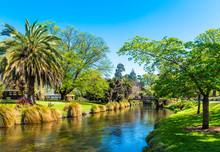 CHRISTCHURCH, NEW ZEALAND - OC...