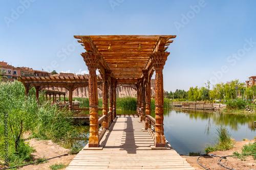 Tela  China Kashgar Old City 61