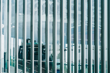 Vidro de arquitetura