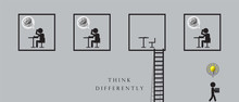 Think Different Positive Think...