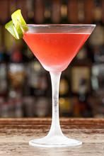 Refreshing Cocktail Cosmopolitan