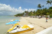Boat Beach Playa Boca Chica
