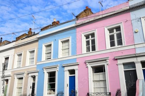 Notting Hill Wallpaper Mural