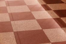 Close Up Granite Slabs Floor T...