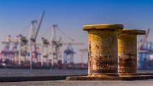 Der Hafen Von Hamburg - Deutschland
