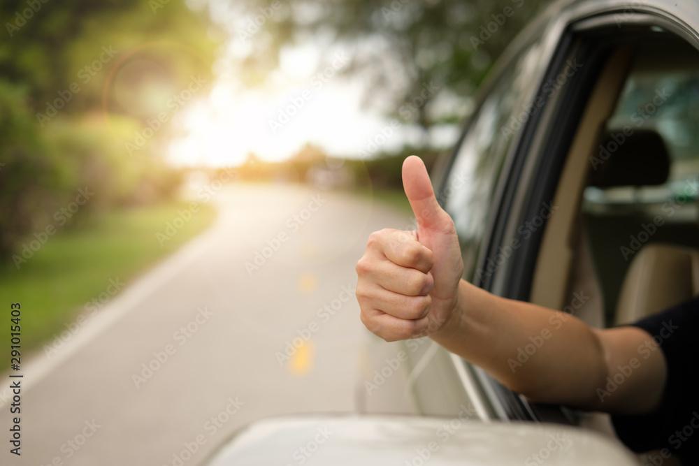Fototapety, obrazy: car