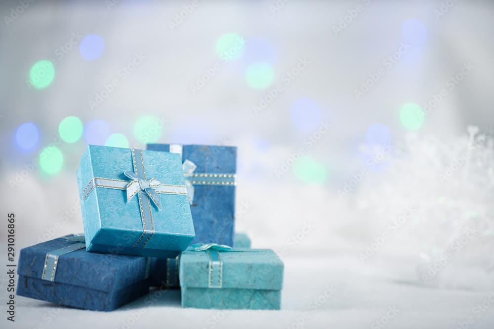 Fototapeta giftbox