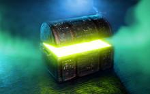 Pandora's Box With Green Smoke...