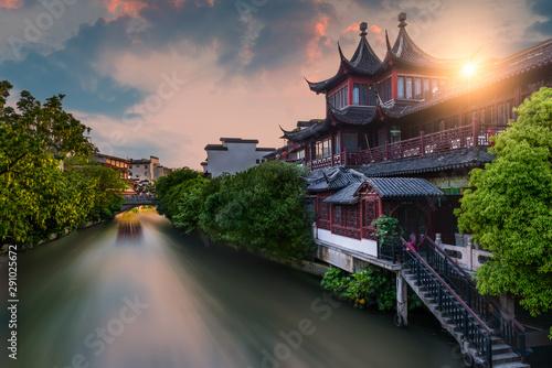 Fotomural Nanjing Canal