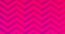 Geometric BG. Bright Magenta And Pink Triangles