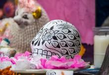 Altar Day Of The Dead Puebla, ...