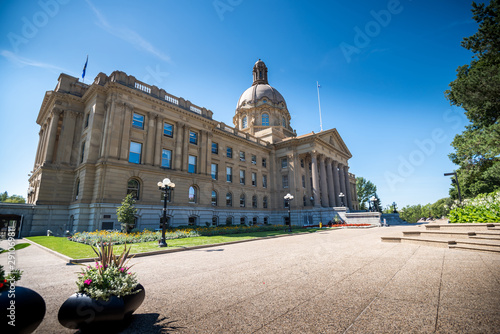 Foto  Edmonton city, Alberta, Canada