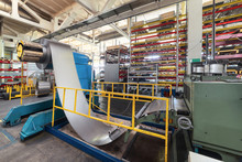 Roller Forming Machine. The In...