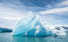 Jokulsarlon Glacier Ice Lagoon, Iceland