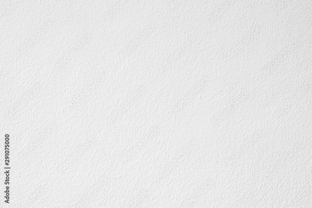 Fototapeta White cement or concrete wall texture for background, Empty space.