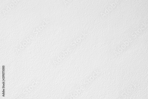 Poster Concrete Wallpaper White cement or concrete wall texture for background, Empty space.