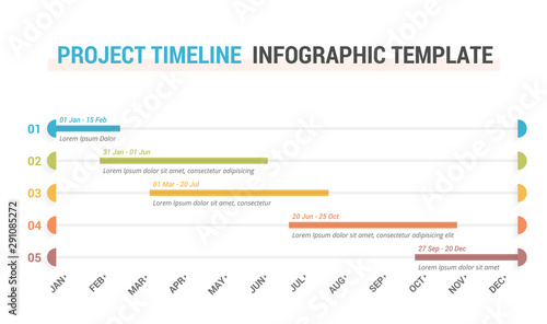 Timeline Infographics Canvas