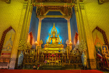 The Golden Phra Buddha Chinnar...