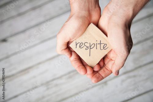Fotografija Respite from two kind hands
