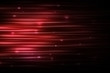 abstract glowing red background