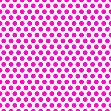 Abstract Pink Circle Has A White Background.The Artwork Is In A Pink Circular Pattern And Has A Beautiful Bright White Background.