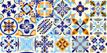 Talavera Pattern. Indian Patch...
