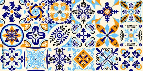 Fotografía Talavera pattern