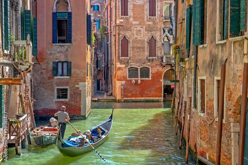 Obraz Wenecja, Włochy - fototapety do salonu