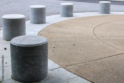 Fotografía Concrete Poles