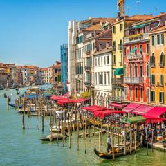 Panel Szklany Podświetlane Wenecja Venice, Canal Grande, Italy