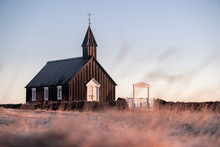 The Black Church Of Budir In I...