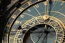Prague Astronomical Clock (built 1410), Czech Republic
