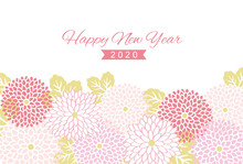 2020 New Year Card Design Temp...