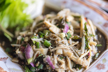 Bamboo Shoot Spicy Salad (Soup...